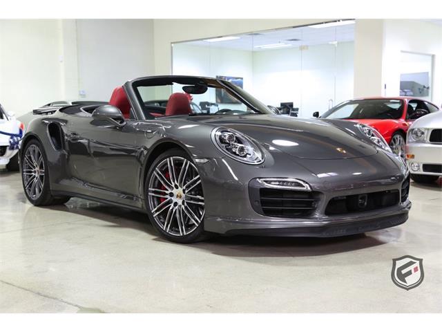 2014 Porsche 911 Turbo S Cabriolet | 918373