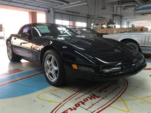 1991 Chevrolet Corvette | 918377