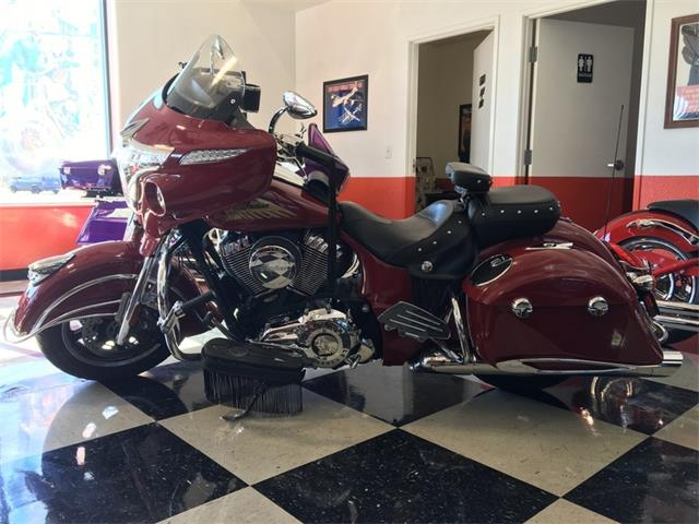 2014 INDIAN Chieftain™ Indian Motorcycle® Red | 918379