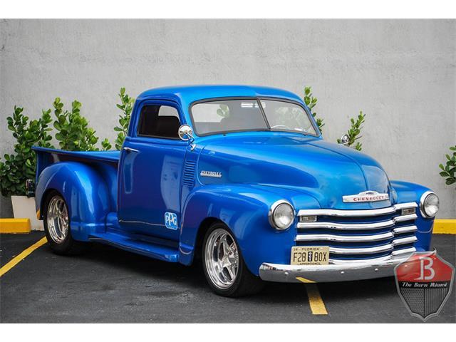 1953 Chevrolet 3100 Single Cab Short Wheel Base   918381