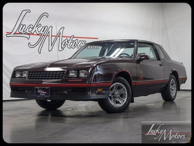 1988 Chevrolet Monte Carlo | 918383