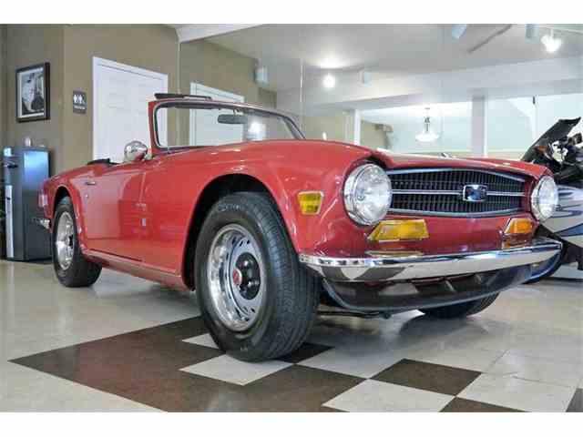 1972 Triumph TR6 | 918389