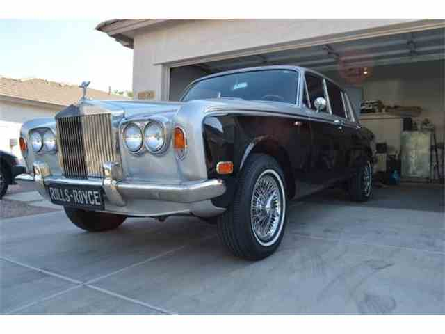 1970 Rolls-Royce Silver Shadow | 918392