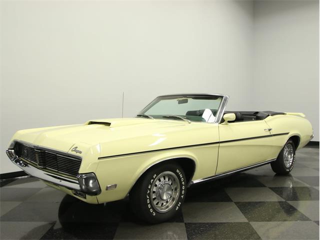 1969 Mercury Cougar | 918394