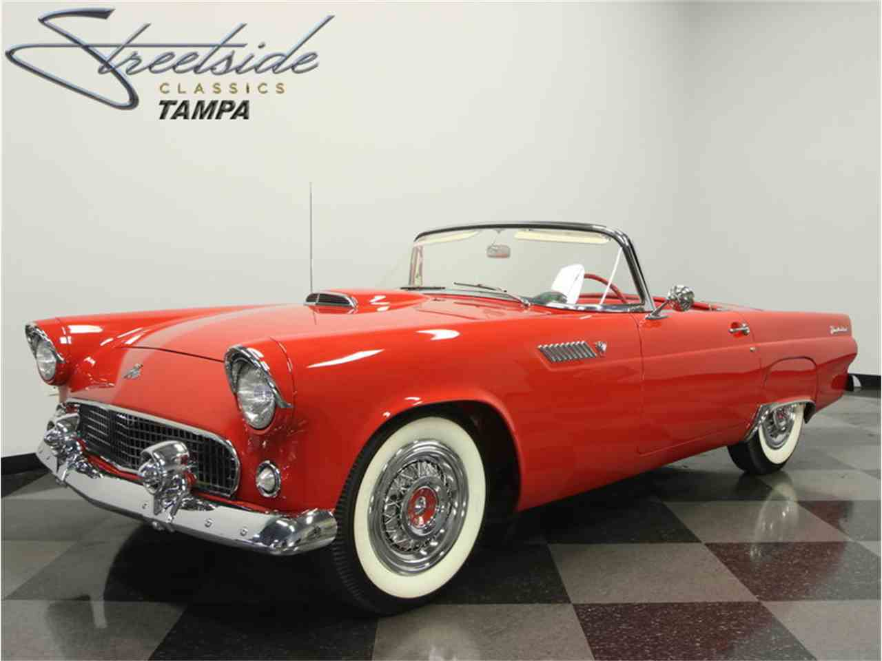 Large Picture of '55 Thunderbird - JOMZ