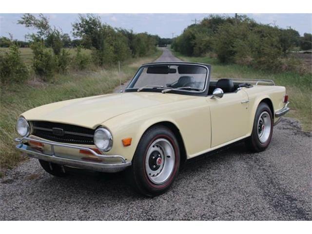 1970 Triumph TR6 | 910840