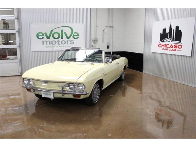 1966 Chevrolet Corvair | 918400