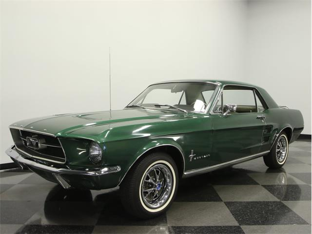 1967 Ford Mustang | 918405