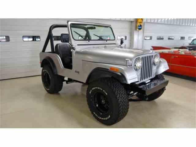 1979 Jeep CJ5 | 918412
