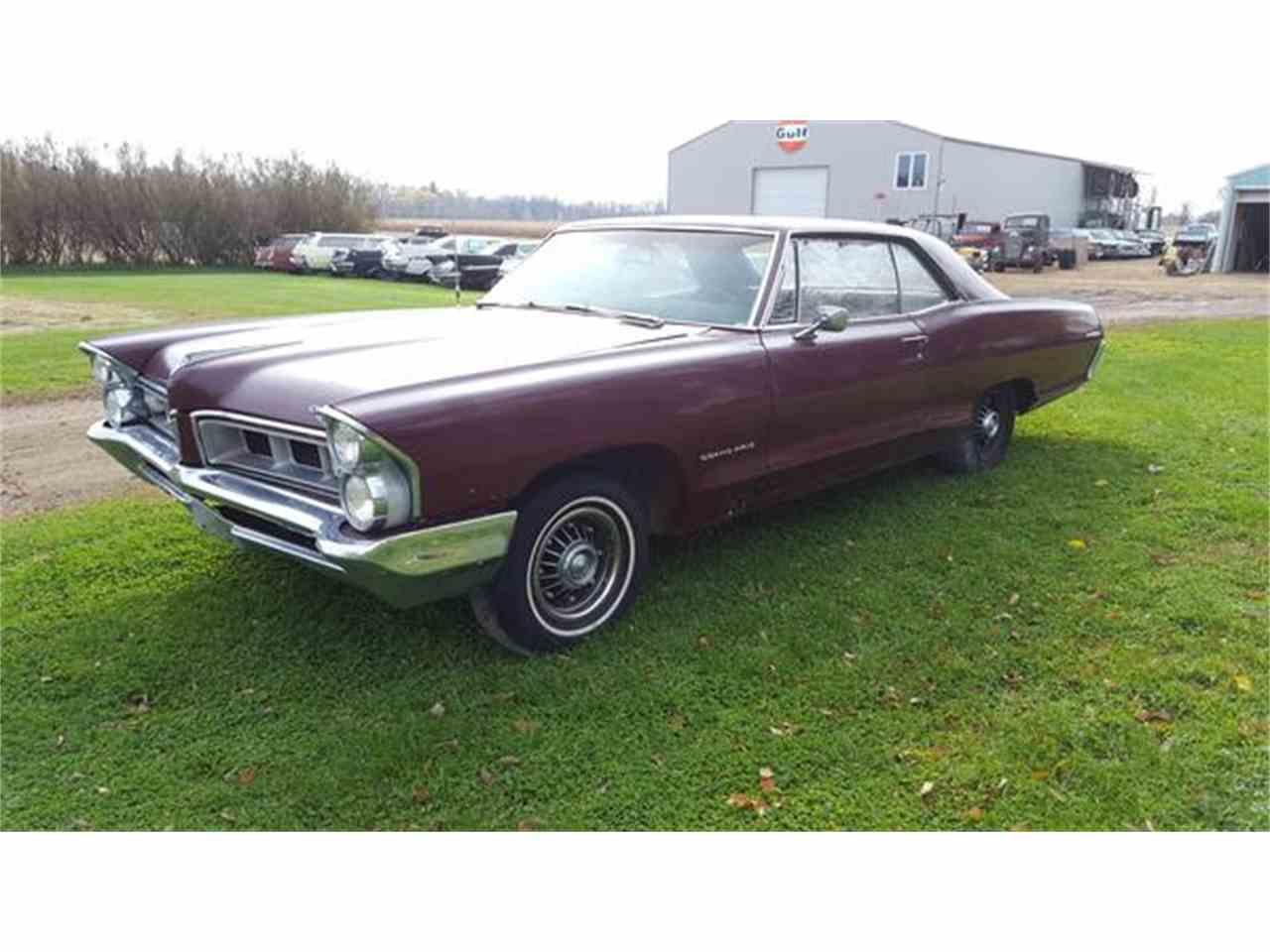 1965 Pontiac Grand Prix for Sale - CC-918414
