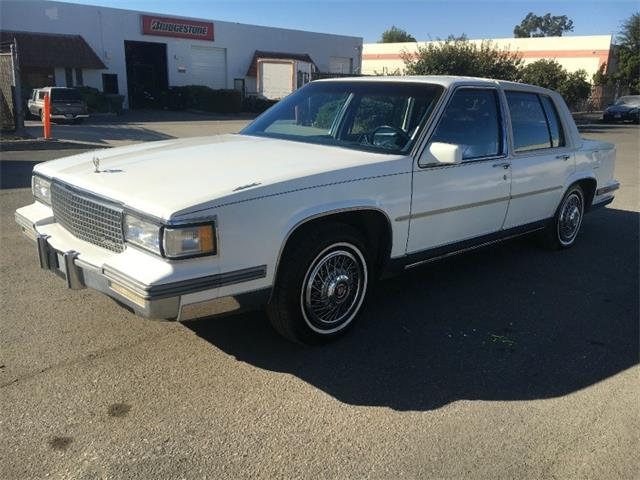 1987 Cadillac Deville/Fleetwood | 918415