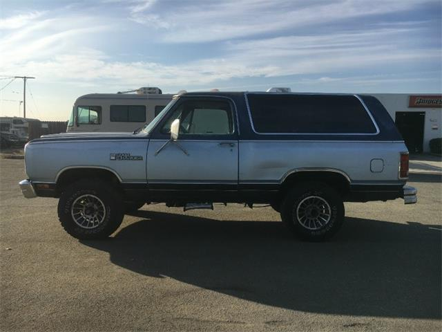 1987 Dodge Ramcharger | 918416