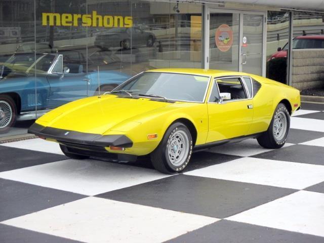 1974 DeTomaso Pantera | 918417