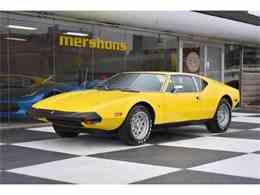 1974 De Tomaso Pantera for Sale - CC-918417