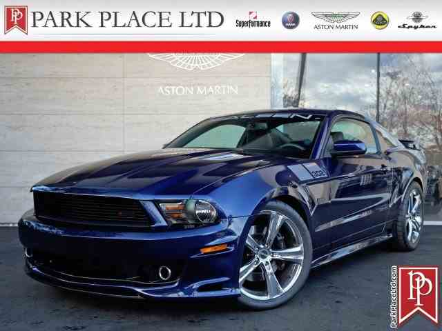 2012 Ford Saleen Black Label Mustang | 918423