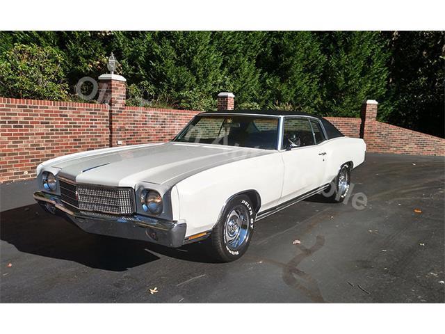 1970 Chevrolet Monte Carlo | 918427