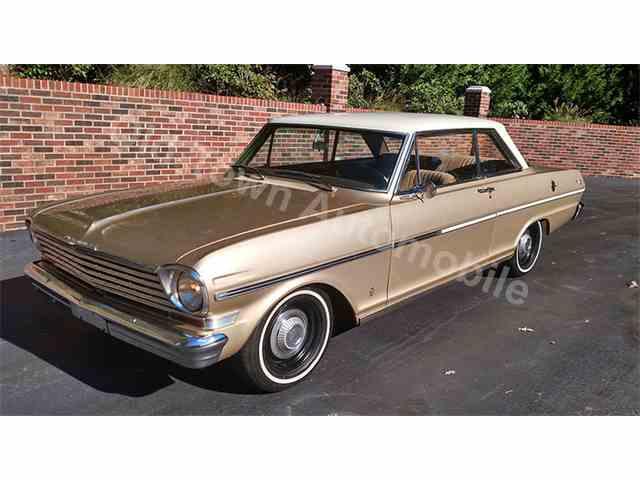 1963 Chevrolet Nova | 918428