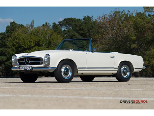 1968 Mercedes-Benz 250SL | 918431