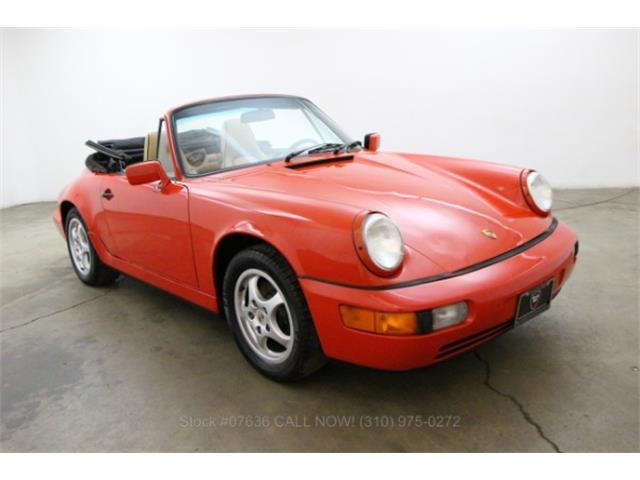 1991 Porsche Carrera 4 | 918441