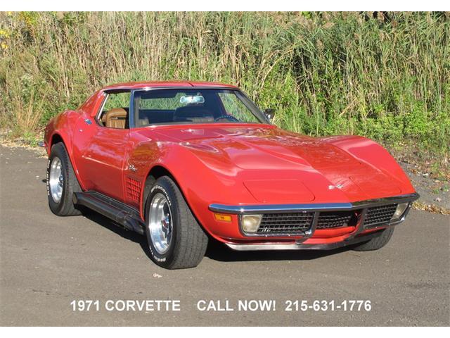 1971 Chevrolet Corvette   918446