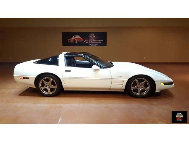 1991 Chevrolet Corvette ZR1 | 910846