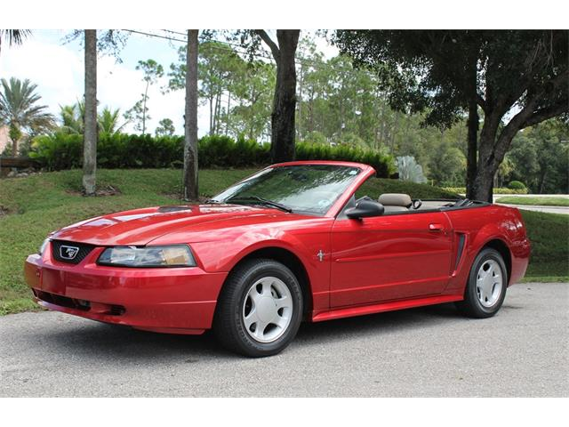 2001 Ford Mustang | 910864