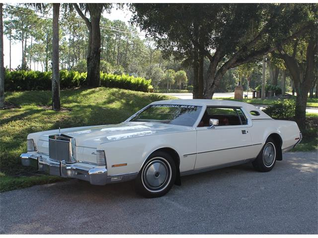 1973 Lincoln Continental Mark IV | 910865
