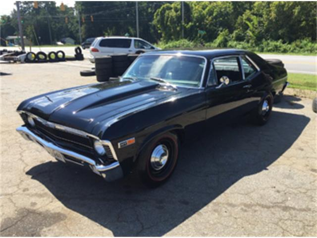 1970 Chevrolet Nova COPO Tribute | 910866