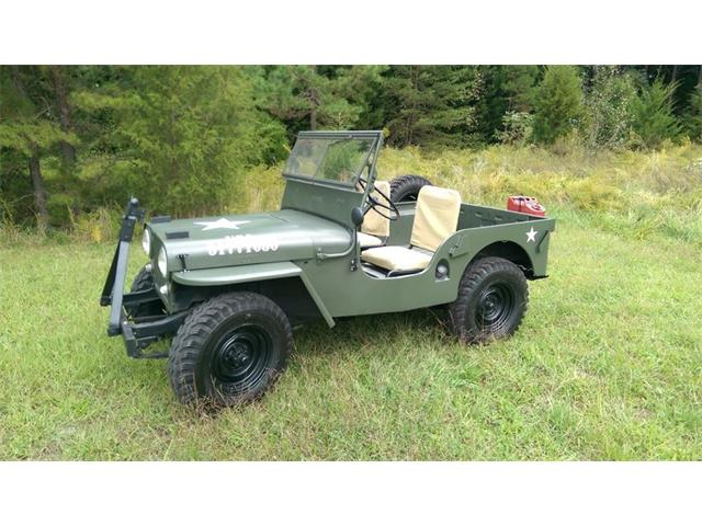 1948 Willys-Overland CJ2A | 910868
