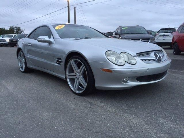 2003 Mercedes-Benz 500SL | 910869