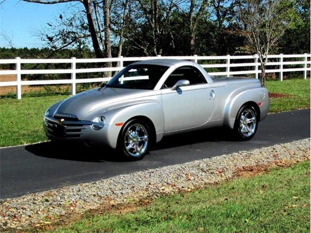 2004 Chevrolet SSR | 910873