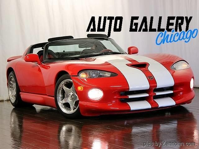 1997 Dodge Viper | 910880
