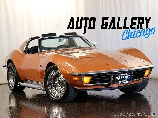 1972 Chevrolet Corvette | 910886