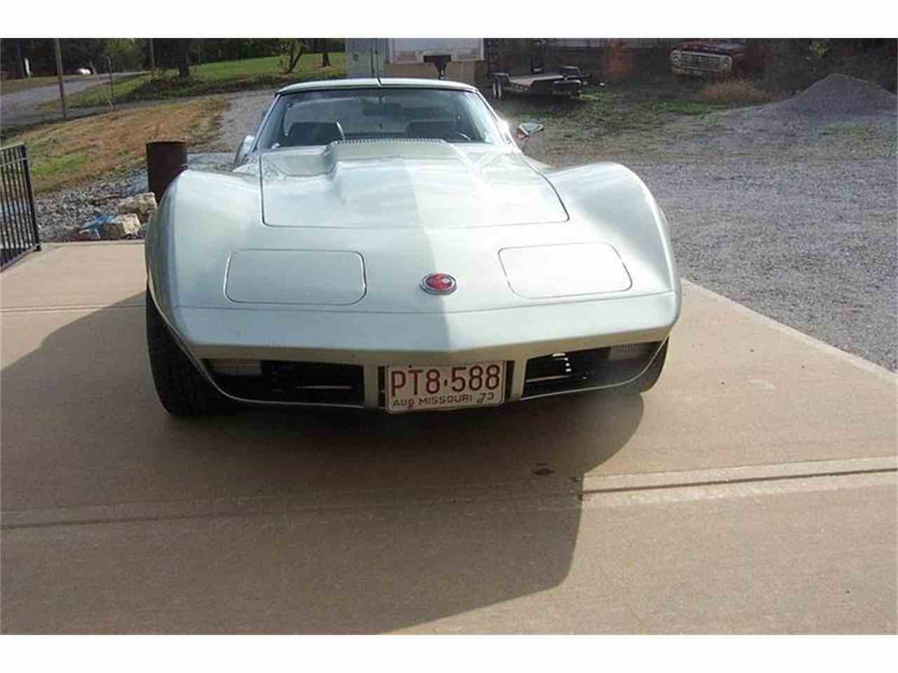 Large Picture of '73 Corvette - JP0D