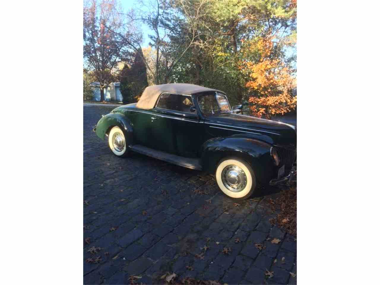 1939 Ford Deluxe for Sale - CC-910888