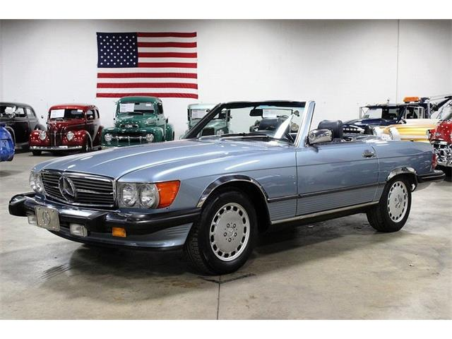 1987 Mercedes-Benz 560SL | 918884
