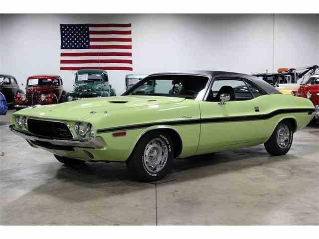 1973 Dodge Challenger | 918885