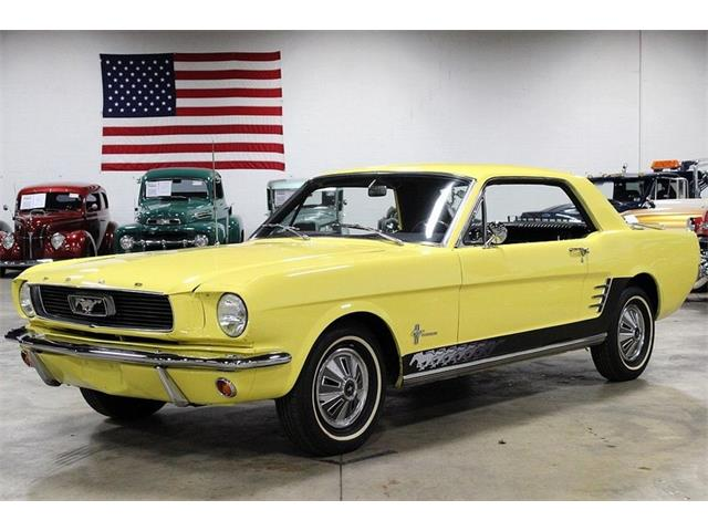 1966 Ford Mustang   918886
