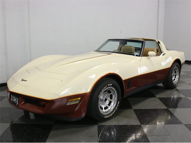 1981 Chevrolet Corvette | 918892