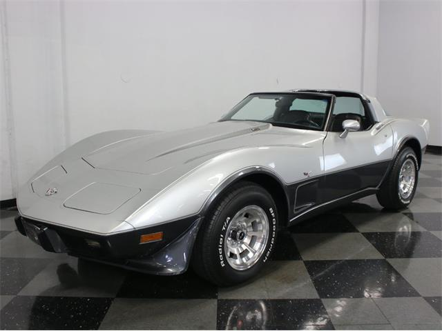 1978 Chevrolet Corvette 25th Anniversary | 918894