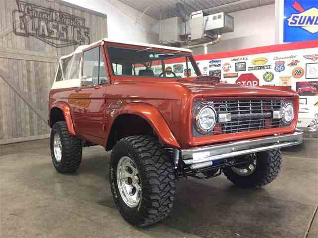 1972 Ford Bronco | 918908