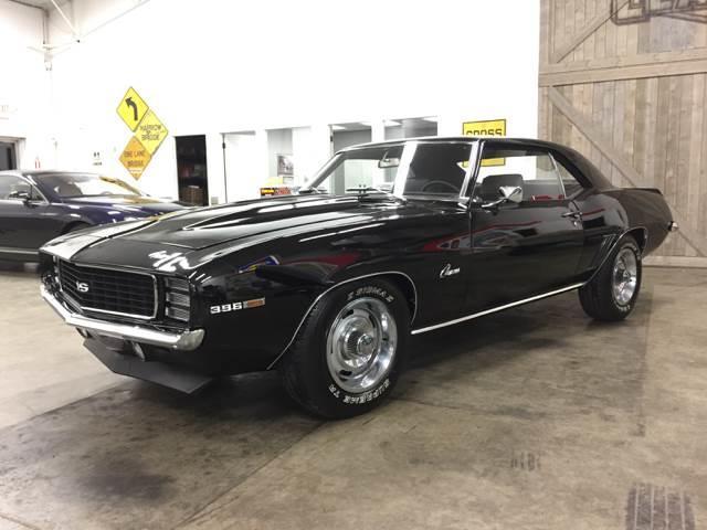 1969 Chevrolet Camaro | 918909