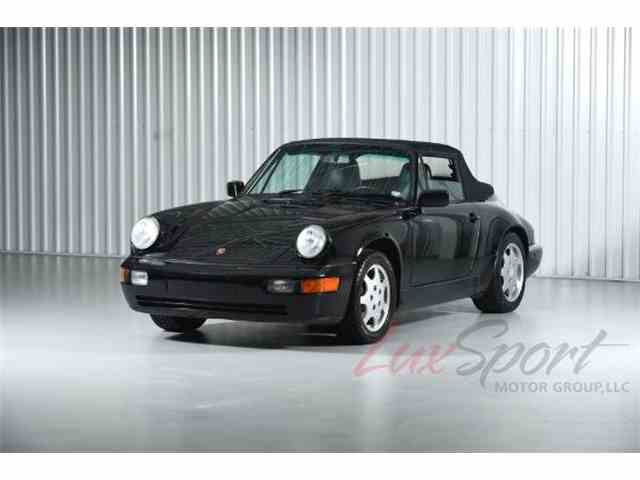 1990 Porsche 964 Carrera 4 Cabriolet | 918911