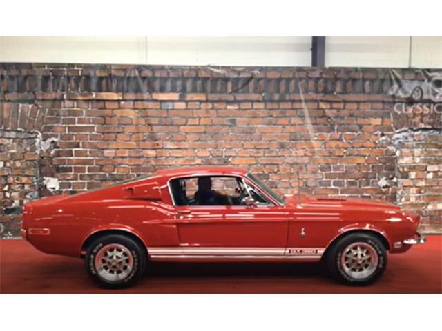1968 Ford Mustang | 918912