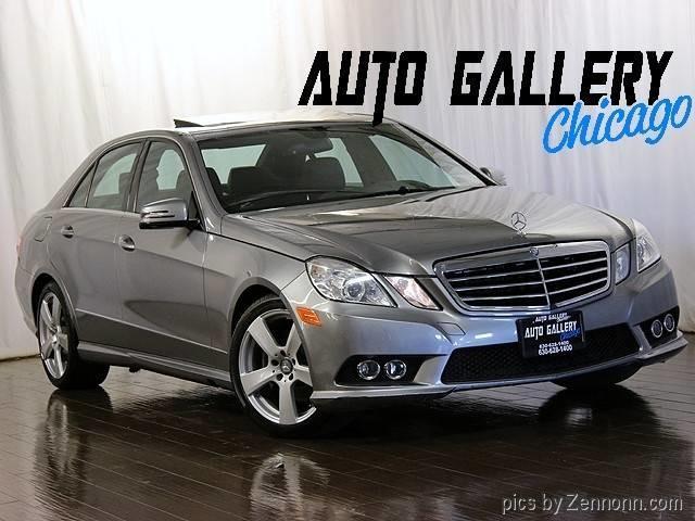 2010 Mercedes-Benz E350 | 910892