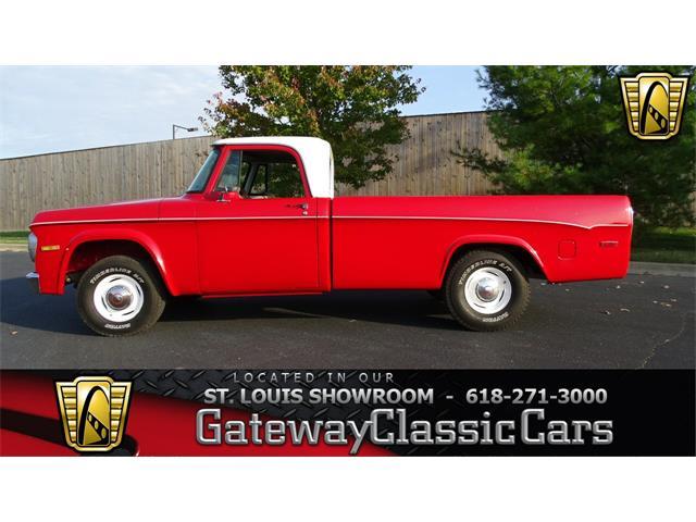 1970 Dodge D200 | 918928