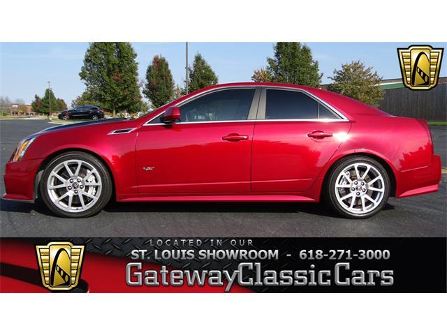 2011 Cadillac CTS | 918929