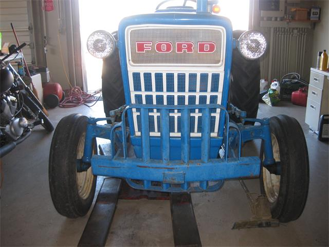 1973 Ford Tractor | 918938