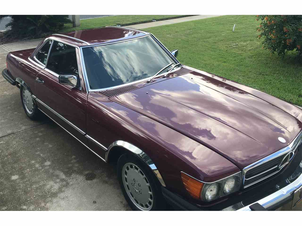 Image gallery 1986 mercedes for Mercedes benz cl 300 for sale