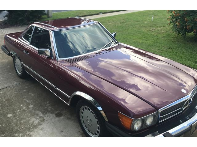 1986 Mercedes-Benz 560SL | 918940